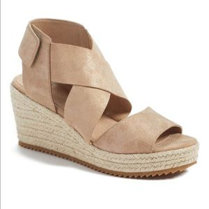 3ef244bc522 Eileen Fisher Willow Wedge Sandal